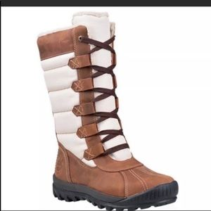 Timberland Mount Hayes Tall Boots Size 8.5 New